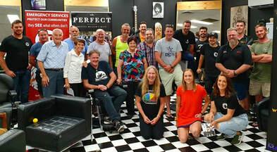 barber shop group ed