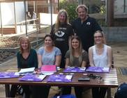 University of Newcastle's School of Social Work 3rd year students